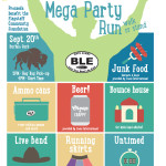Best Life Ever Run 2014 Poster